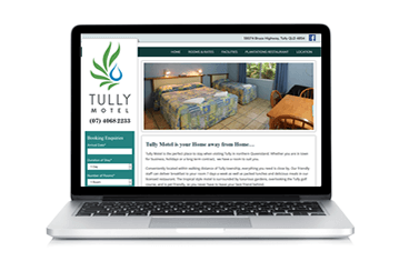 Business Websites - Rusty Mango Design