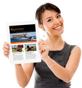 CMS Websites - Rusty Mango Design