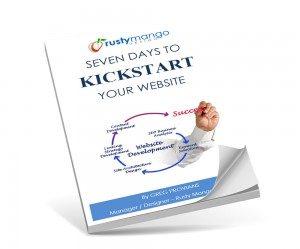 Seven Days to Kickstart your Website