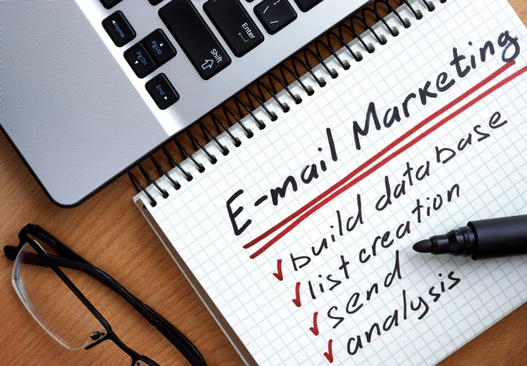Four Steps to a Successful Email Marketing Strategy