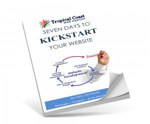 Kickstart your website