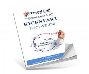Kickstart your website