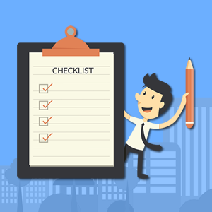 The Essential Checklist for creating a business website that works.