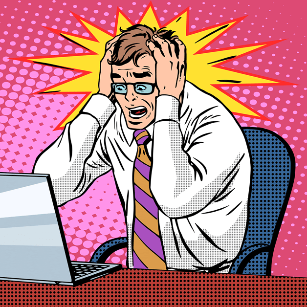 My website is down – what do I do?