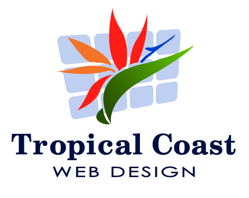 Tropical Coast Web Design