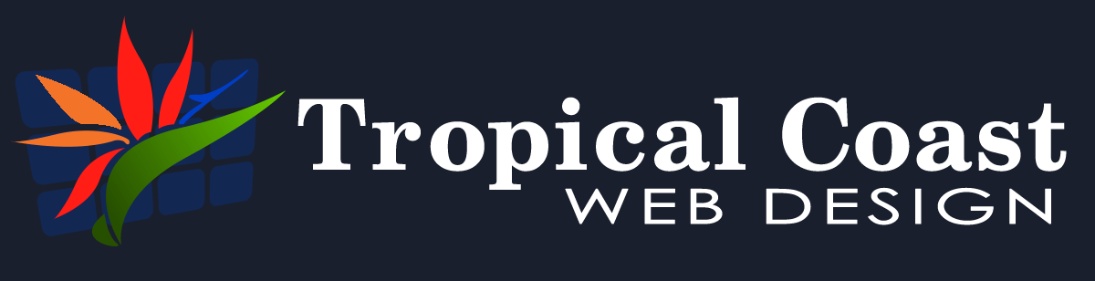 Tropical Coast Web Design